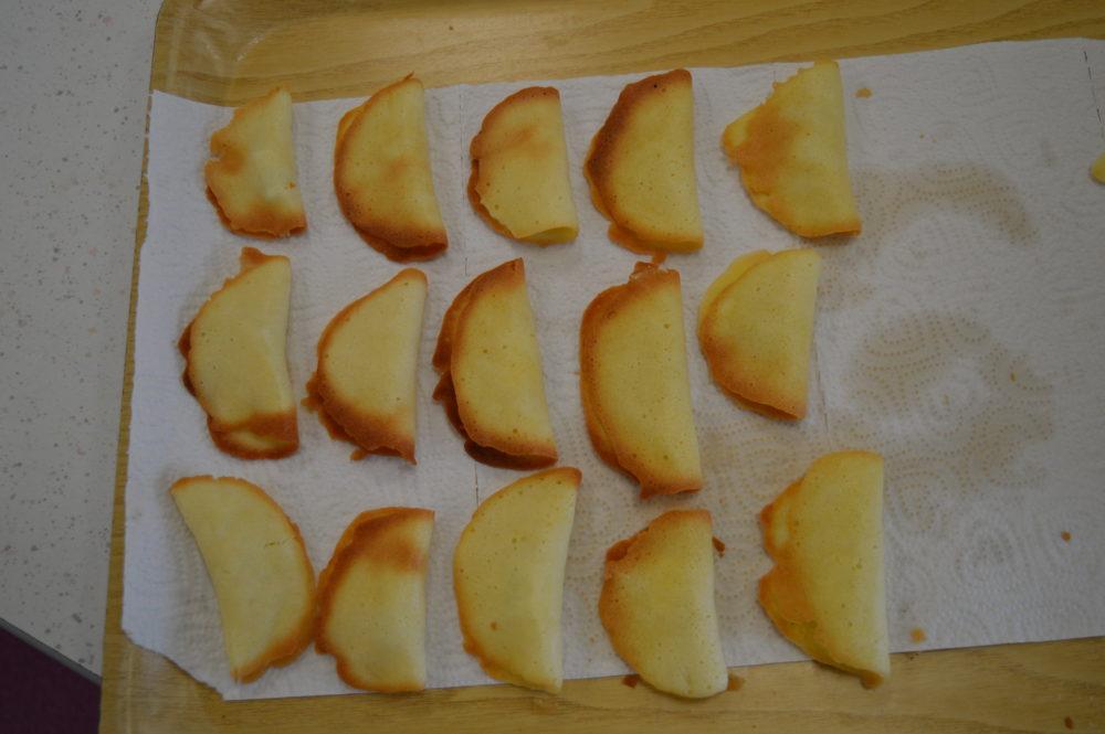 Les biscuits de chance