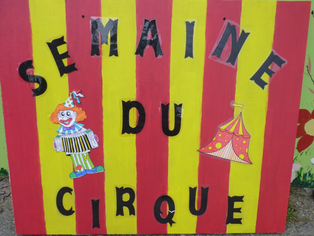 Semaine du cirque